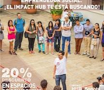 Impact Hub Bogotá profile image