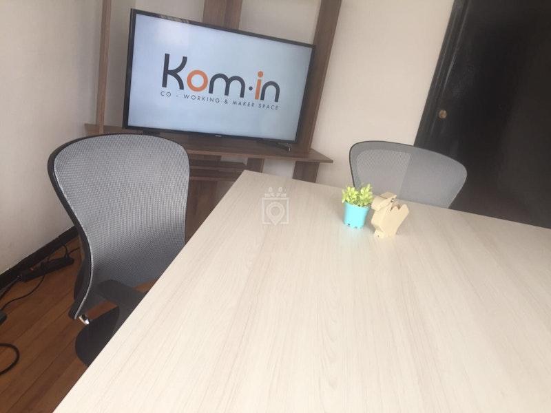 KOM-IN, Bogota