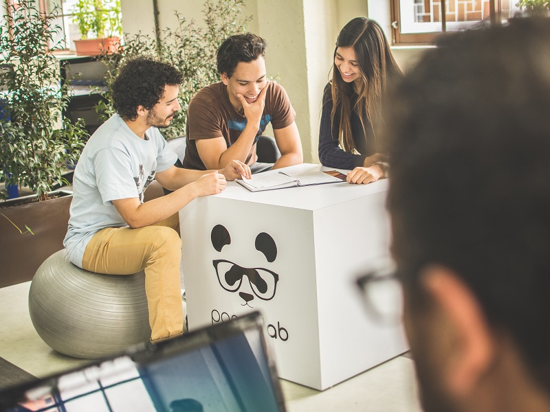 Panda Lab, Bogota