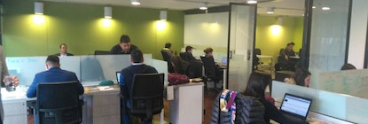 Sectortic Coworking Place
