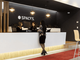 Spaces 80 once, Bogota
