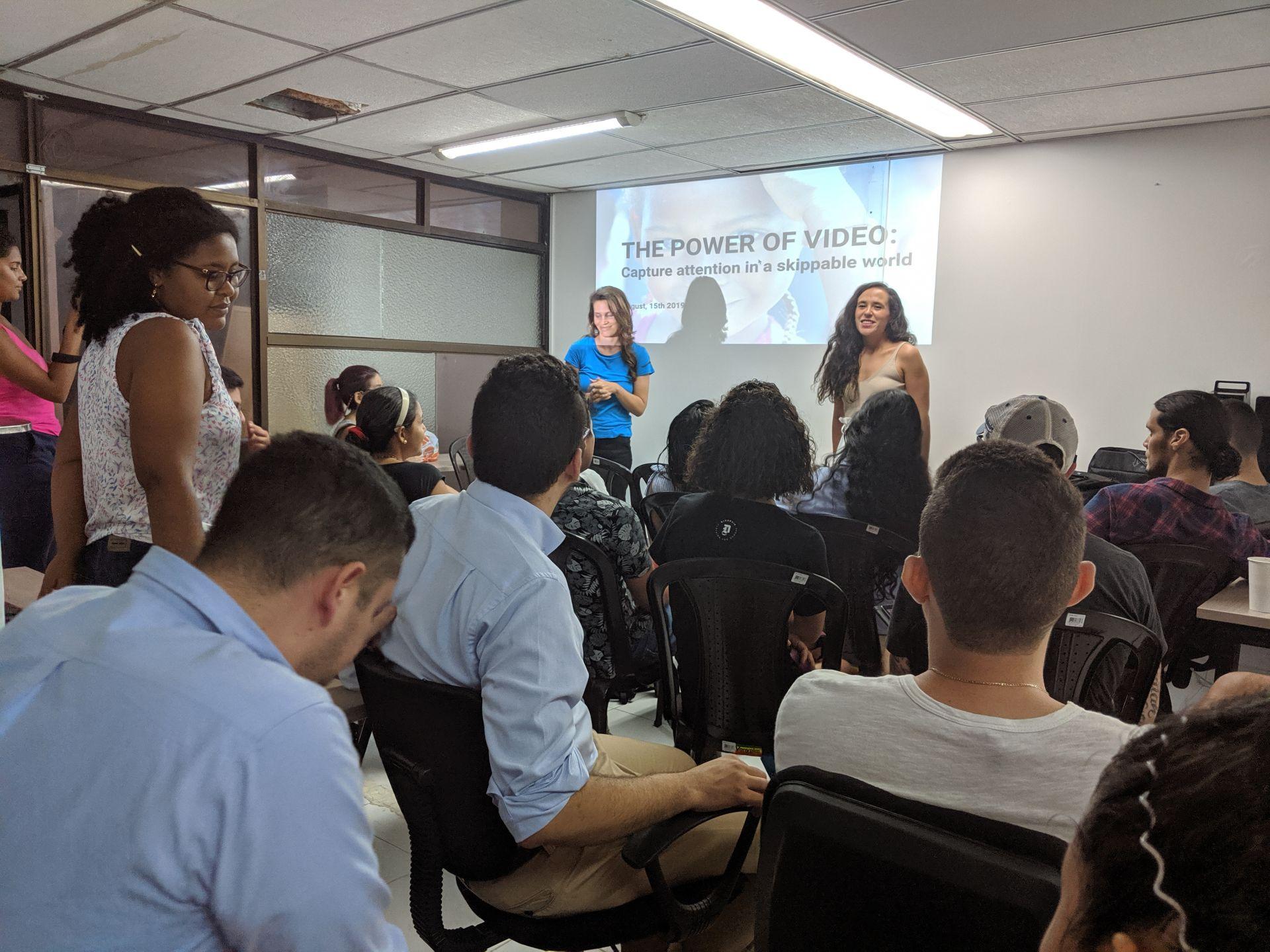 Coworking Cartagena, Cartagena