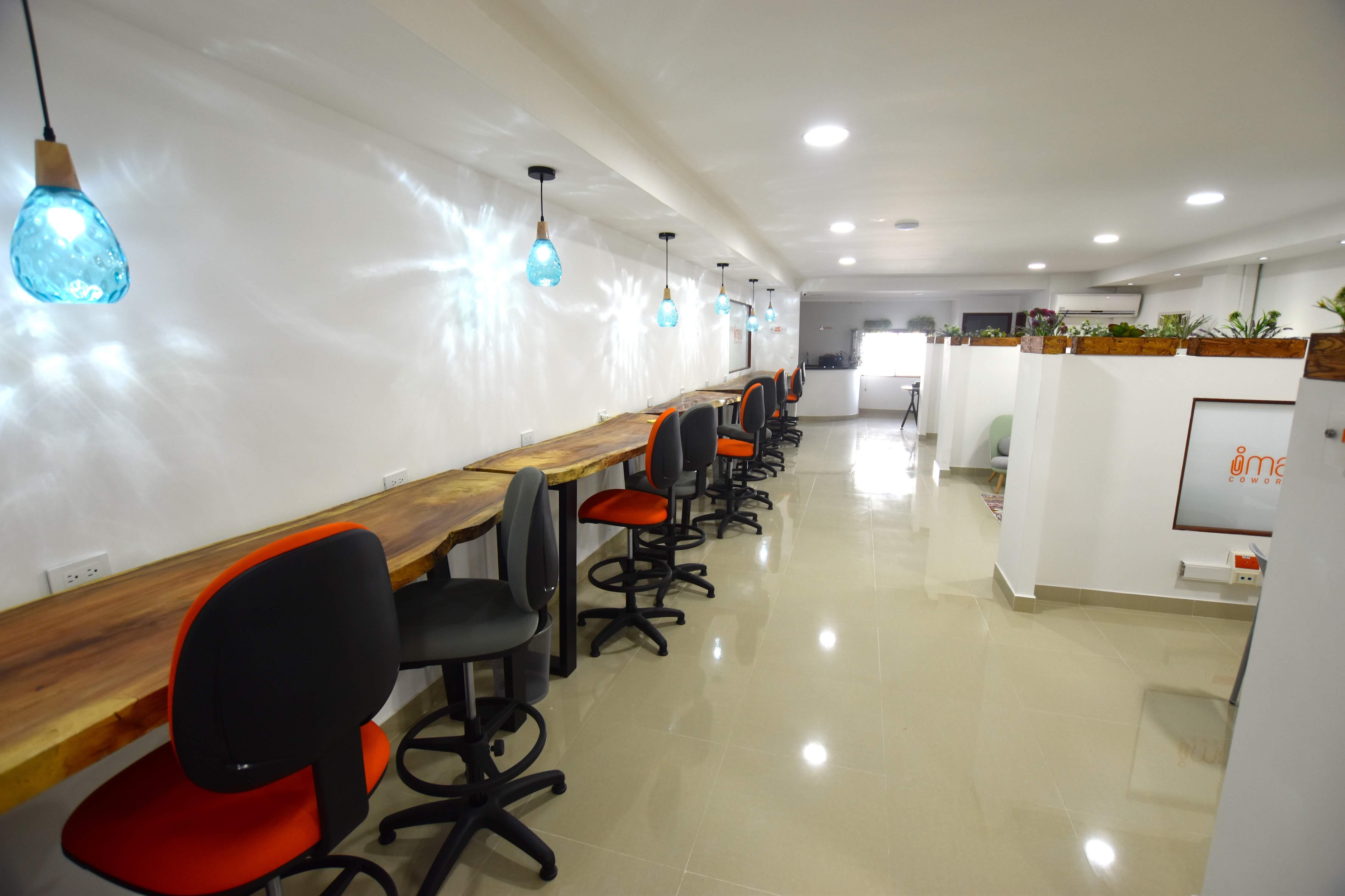 Imanu coworking, Cartagena
