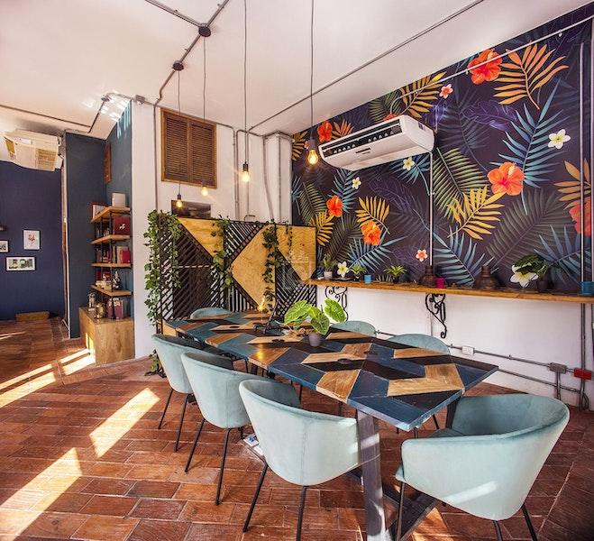 Selina Cartagena Cowork, Cartagena