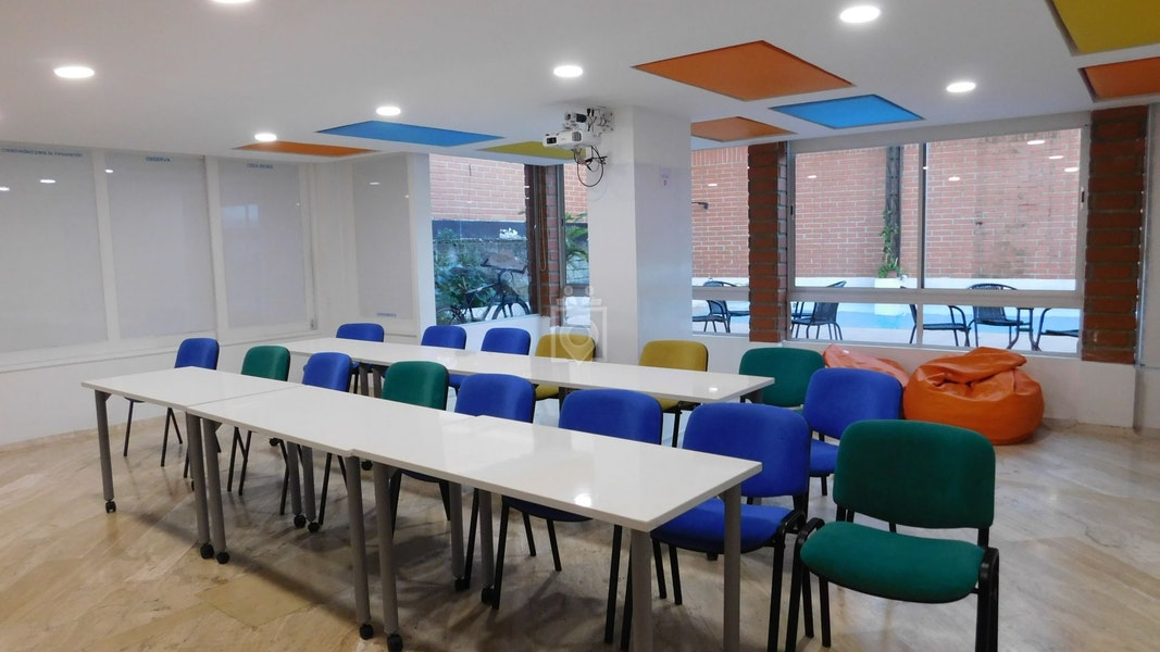 Centro de creatividad, Medellin