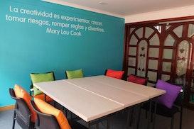 Centro de creatividad, Sabaneta