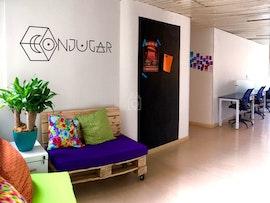 Conjugar Coworking, Medellin