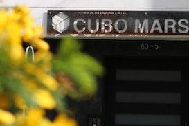 Cubo Marsella, Medellin