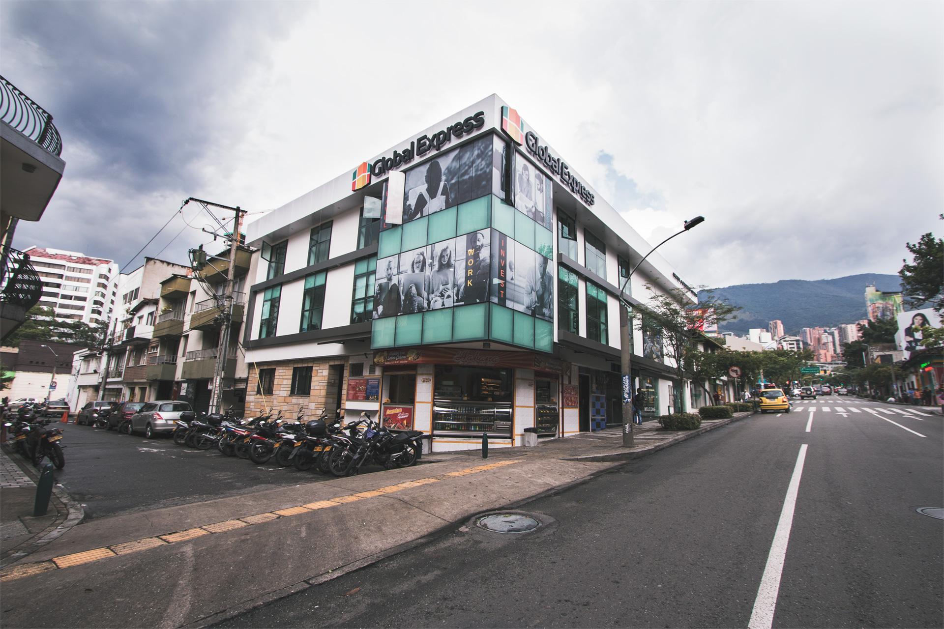 Global Express, Medellin