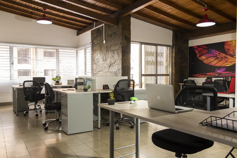 Kamado Coworking, Medellin