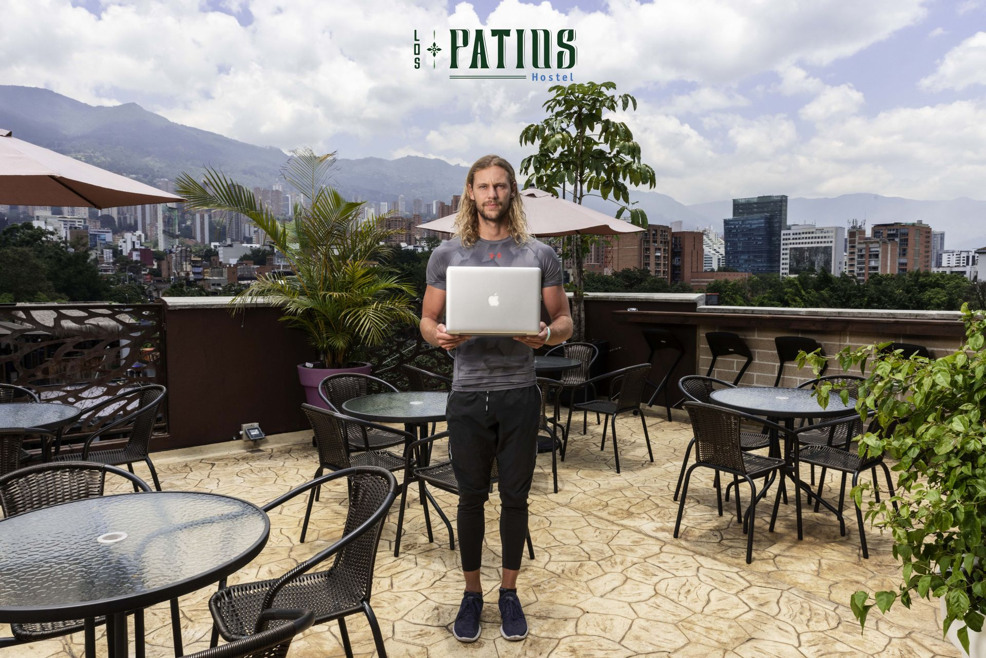 Los Patios CO-WORKING, Medellin
