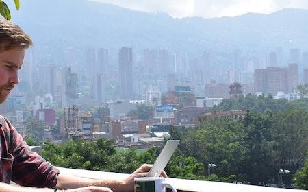 Los Patios CO-WORKING, Medellin