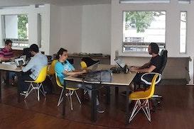 NODO Coworking, Medellin