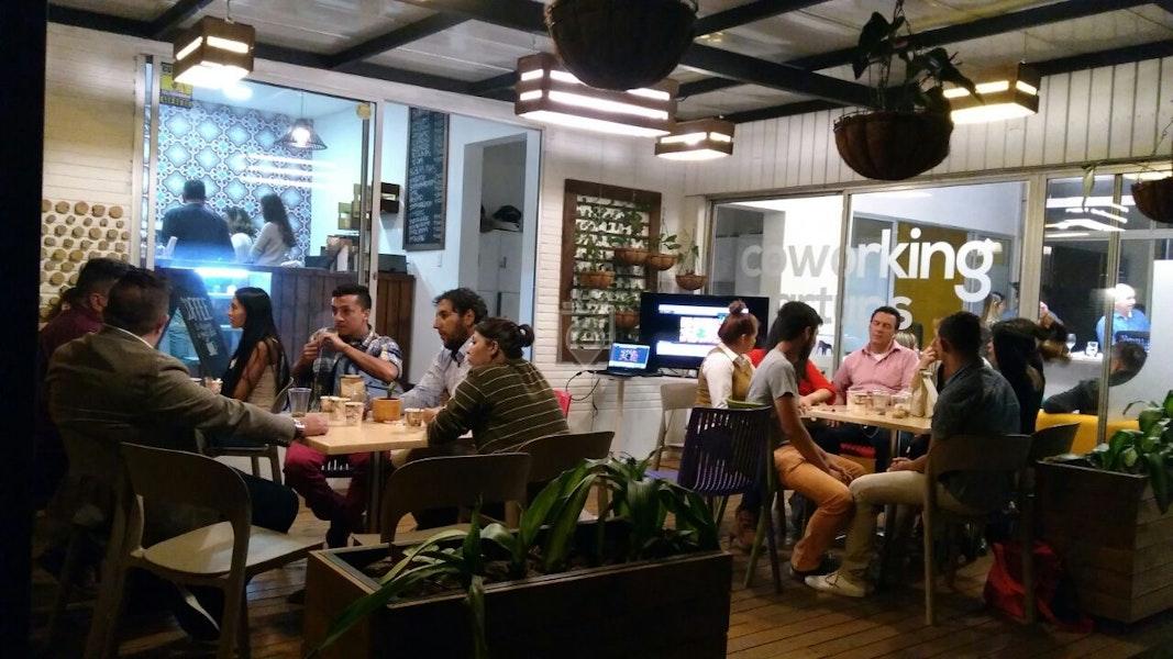 Quokka Café Coworking, Medellin