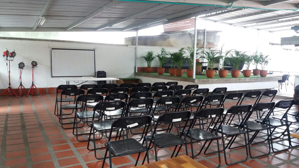 Seedspace Medellin, Medellin