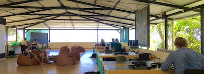 SkyLoft - Coworking in Paradise