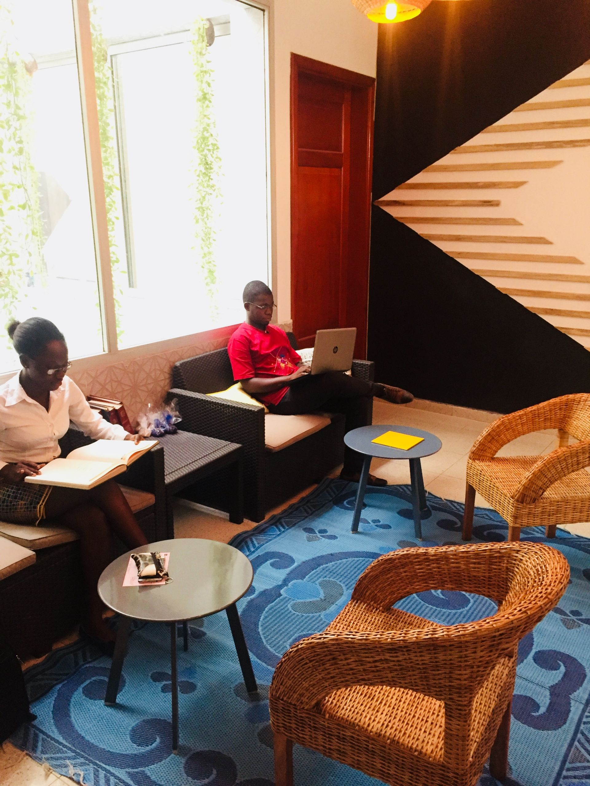seedspace Abidjan, Abidjan