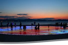 COIN Zadar, Zadar