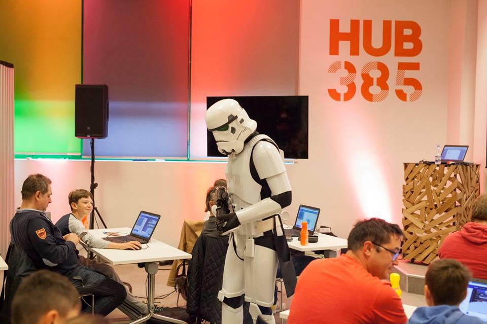 HUB385, Zagreb