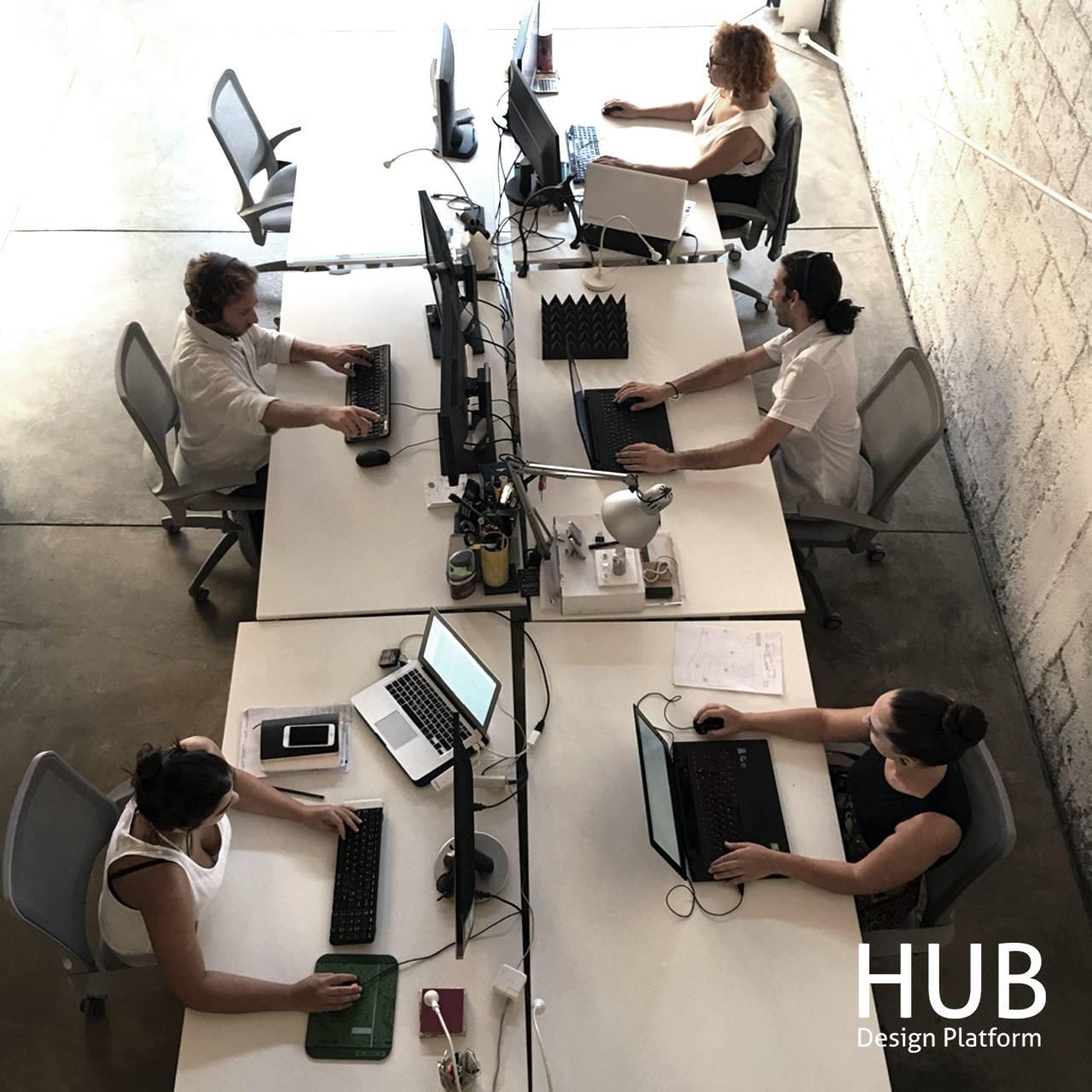 HUB Design Platform, Limassol