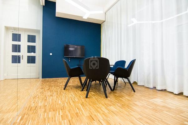Impact Hub Prague, Prague