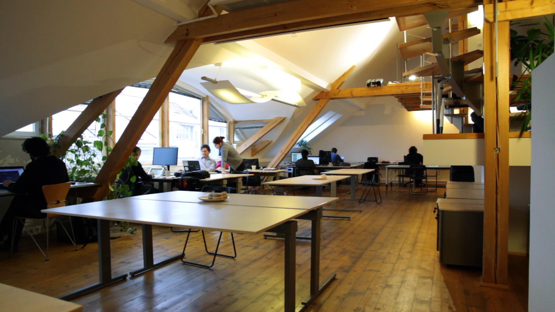 Locus Workspace - Vinohrady, Prague