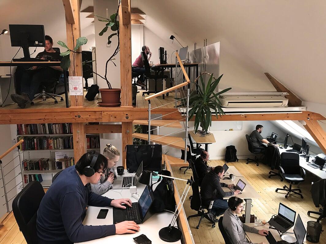 Locus Workspace, Prague
