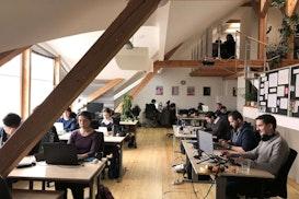 Locus Workspace, Dobrichovice