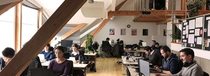 Locus Workspace