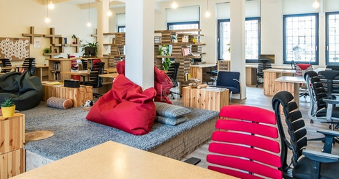 Paper Hub, Prague | coworkspace.com