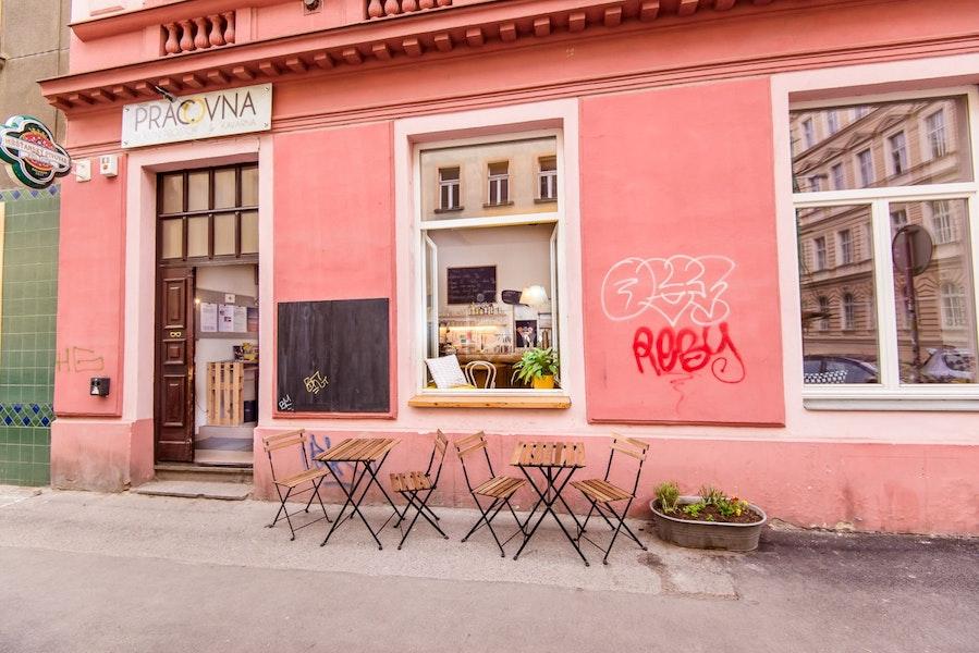 Pracovna, Prague
