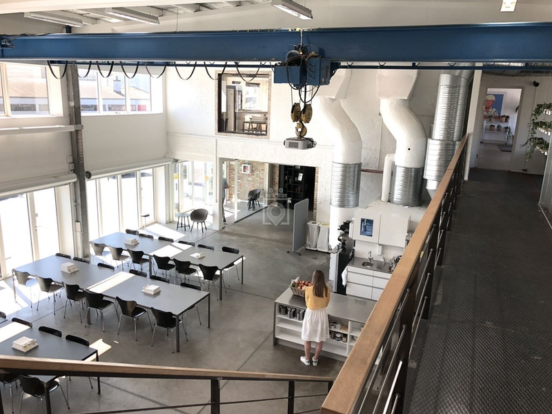 OPEN Workspace X Designit, Aarhus