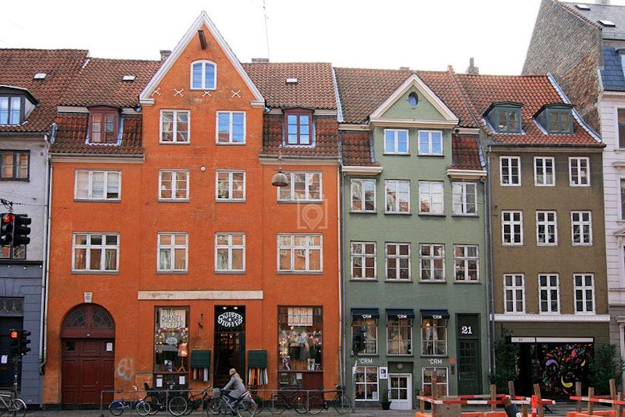 Kontorpladser 1, Copenhagen
