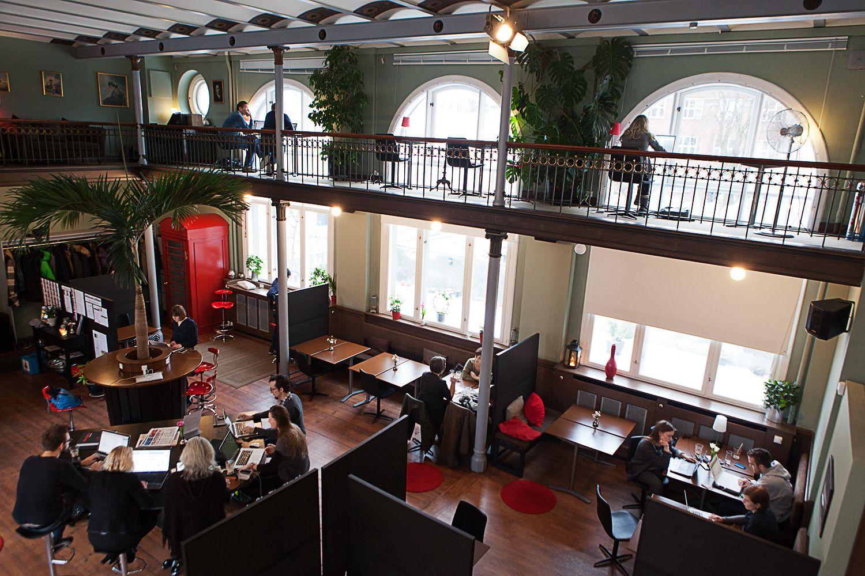 La Oficina, Copenhagen