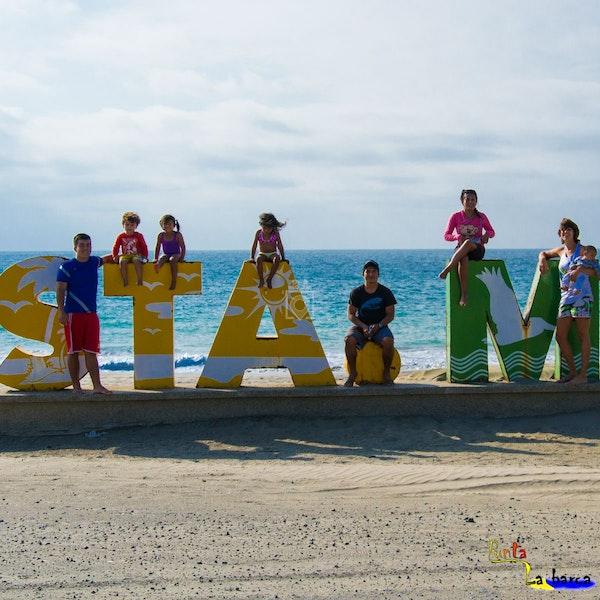 Punta la Barca, Manta