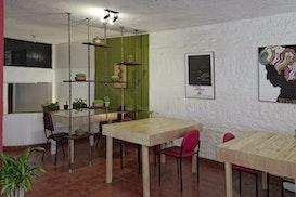 casa mitómana, invernadero cultural, Quito