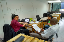 COWORKING by Compendium, Quito
