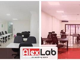 alex lab, Alexandria