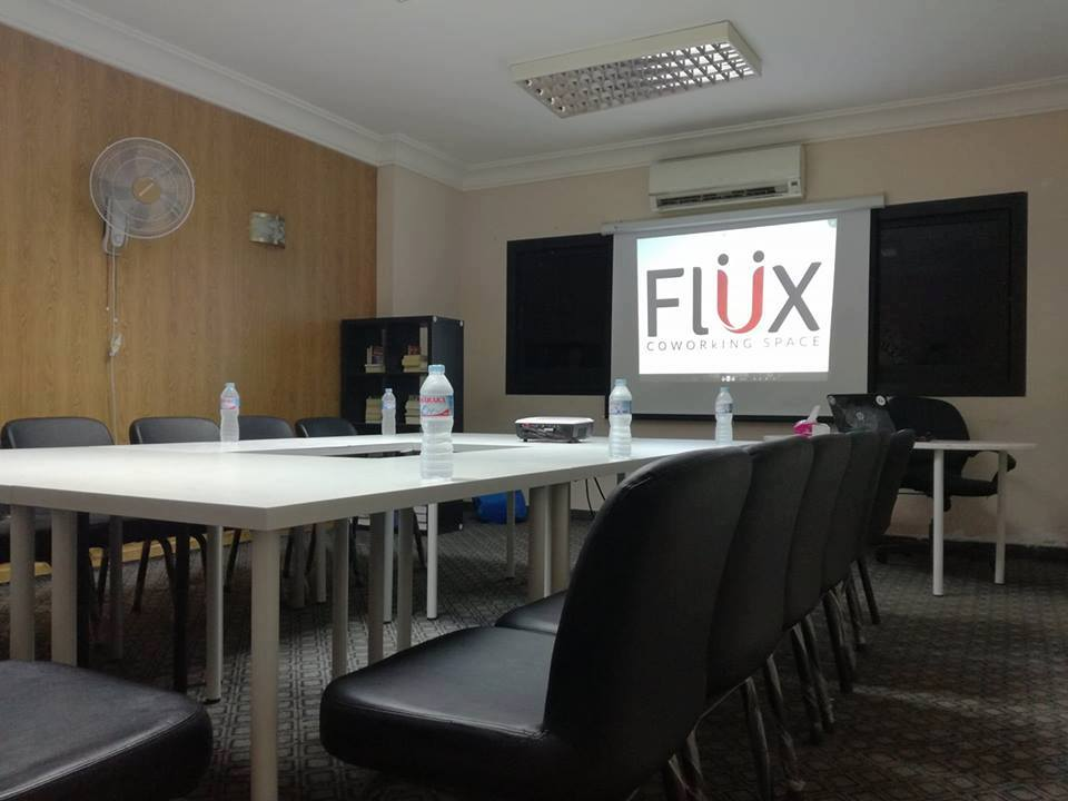 Flux Coworking Space, Alexandria