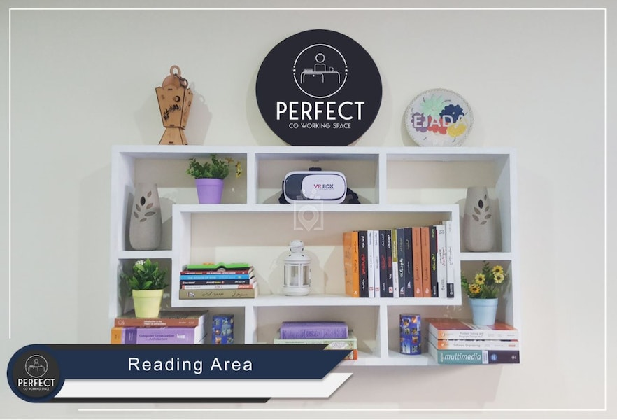 Perfect co-working space, Alexandria