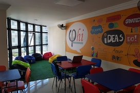phi co-working space, Alexandria