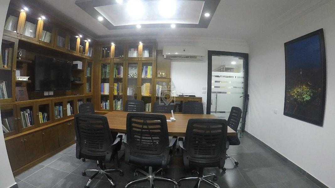 RAKI Co-working Space, Alexandria