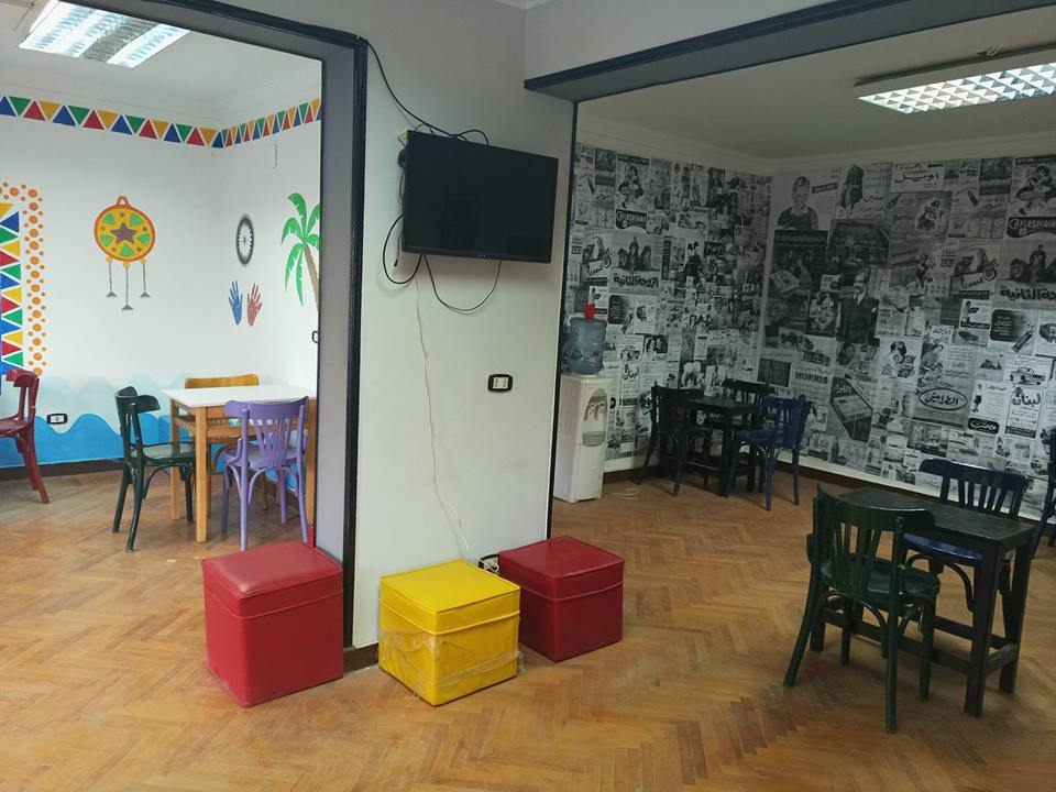 Advanced planet Co-working space, Cairo