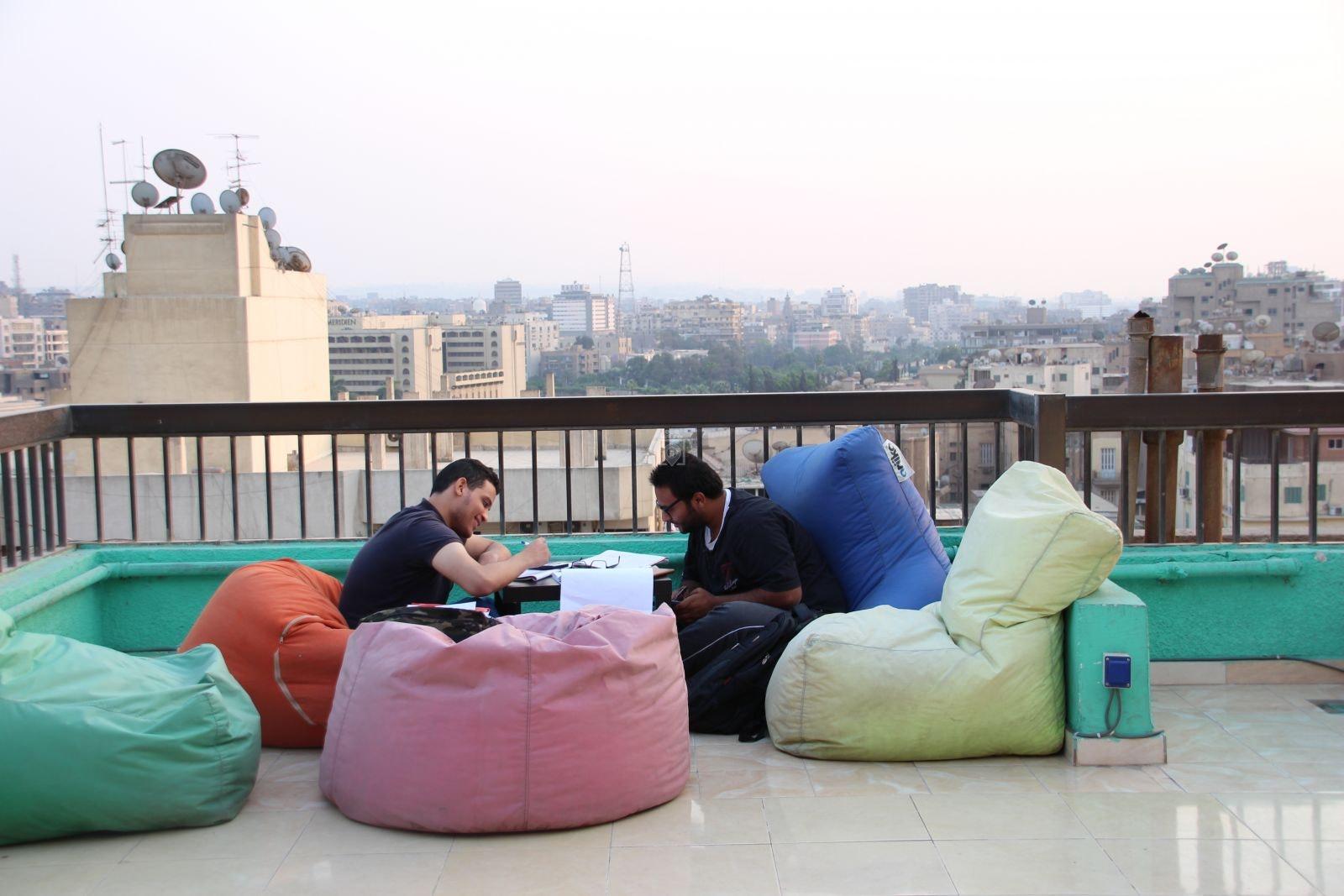 AlMaqarr Coworking Space, Cairo - Book Online - Coworker