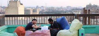 AlMaqarr Coworking Space
