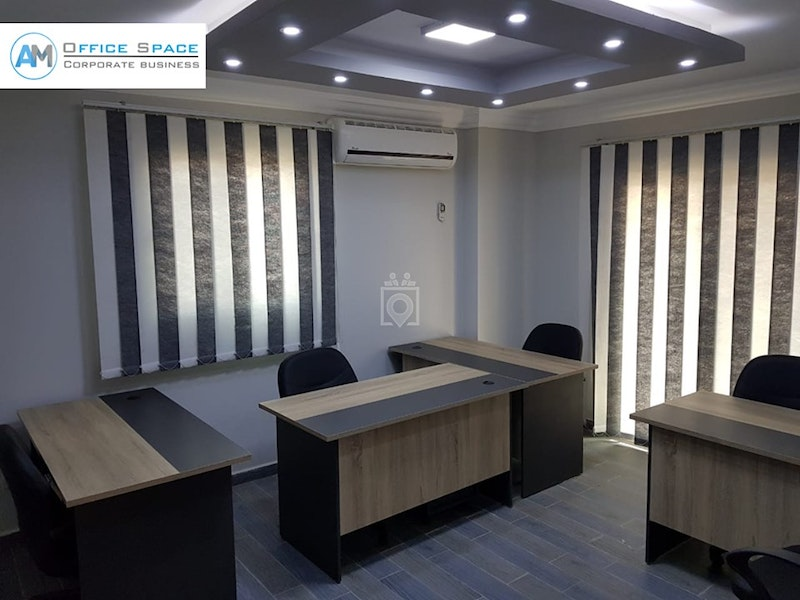 AM Office Space, Cairo