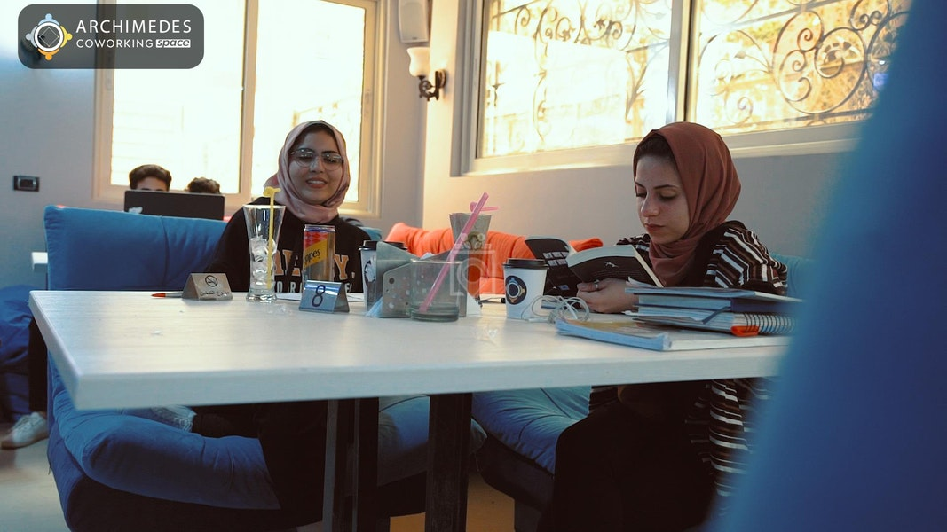 Archimedes Cafe & Coworking Space, Cairo