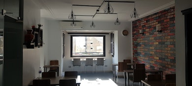 Comma Coworking Space