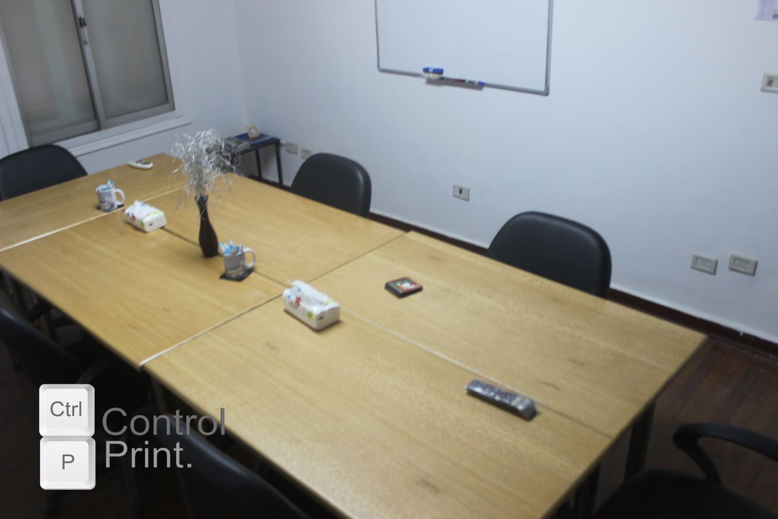 ctrlp+p Co-working Office Space, Cairo