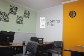ctrlp+p Co-working Office Space, Al Shorouk City